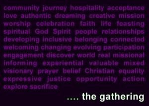 gathering logo