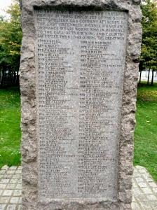 gasworks memorial